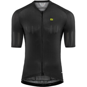 Alé Cycling R-EV1 Cooling Maillot manches courtes Homme, black